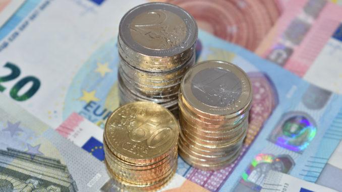 Zinserträge... auch abhängig vom Leitzins der EZB.