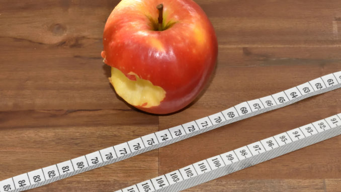 Abnehmen durch Kalorien sparen - es müssen aber die Richtigen sein.