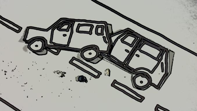 Kurz nicht aufgepasst, schon hat's gekracht: Ein Autounfall kann teuer werden...