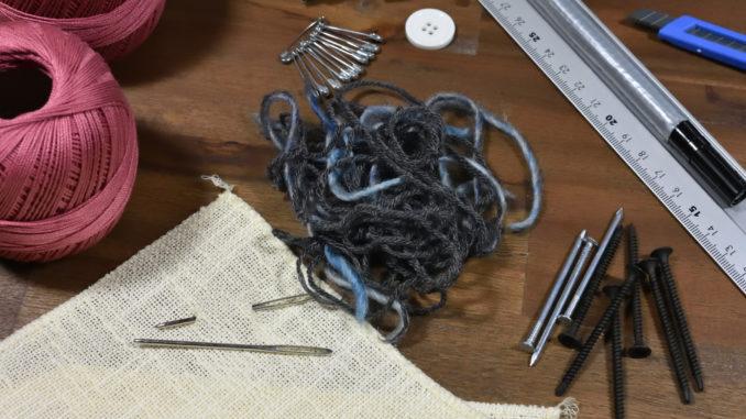 Handwerkszeug für Selbermacher - alles was man zum kreativen Austoben braucht.