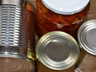 Bleiben Vitamine und Mineralstoffe in Obst- und Gemüeskonserven erhalten?