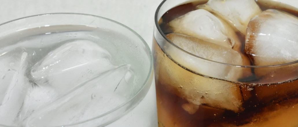 Physik und ein kalter Drink - das passt hervorragend zusammen... :-)