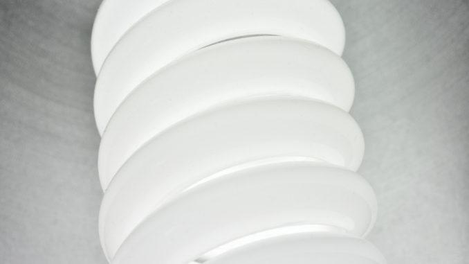 Energiesparlampen sind ein gutes Beispiel dafür, wie man langfristig Strom und Geld sparen kann.