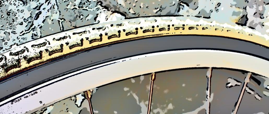 Wer sein Fahrrad liebt... der sollte es bei Abwesenheit gut anketten.