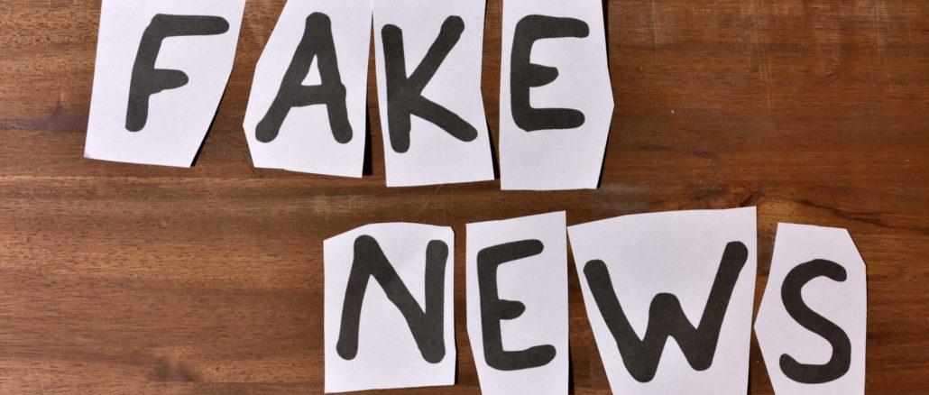 Wer's glaubt... Fake News verbreiten sich rasend schnell und können eine Menge Unheil anrichten.