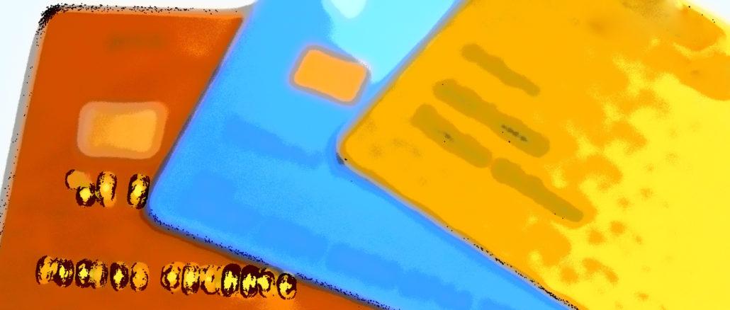 Alles Kreditkarte oder was?! Kreditkarten und Debitkarten ähneln sich auf den ersten Blick - doch an der Kasse kann es schnell ein böses Erwachen geben.